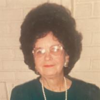 Jessie Yvonne Magee Taylor