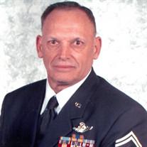 Senior Mas David Ray Strickland