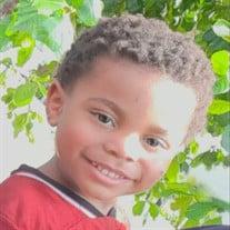 Toddler Nayim Adom Alli Carter