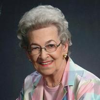 Frances Singleton Myrick