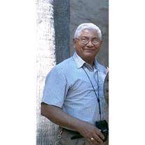 Oscar Alberto Serrano Sr.