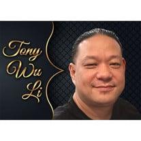 """""""Tony"""" Wu Li"""