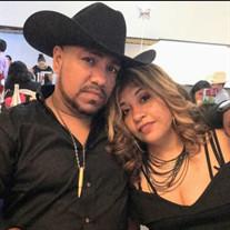 Alma Delia Mendez y Gonzalo Romero