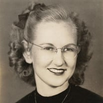 Mildred Ruth Yaggy