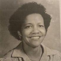 Ms. Tauriette Cecilia Ray