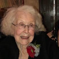 Betty Lou Agee