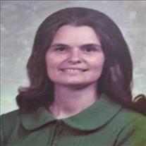 Josephine Ann Caglagis