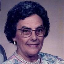 Harriett Ann Lusby