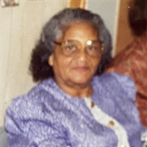 Mrs. James Margaret Spriggs