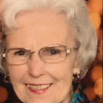Mrs. Bobbie Elaine McDonald Bennett