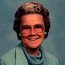 Mildred Jones Parsons