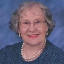 Mrs. Betty Harrison Engel