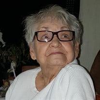 """Eleanor """"Judy"""" C. Benfield"""
