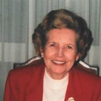Mrs. Jacqueline Carter Parks