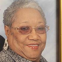 Mrs. Floree Tolbert