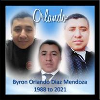 Byron Orlando Diaz Mendoza