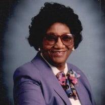 Mildred Elizabeth Bonnett Williams