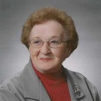 Betty Jane Markley