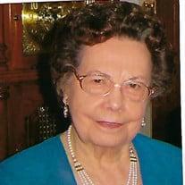 Thelma A. Goodbread Flynn-Wales