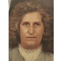Bertha L Martin