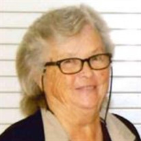 Mrs Betty Jean Broad McGee