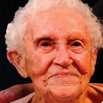 Mrs. Lillian Hoepfl