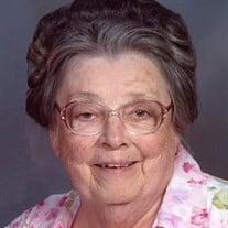 Bonnie Mae Watters