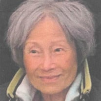 Shirley Shou-Yin Watt