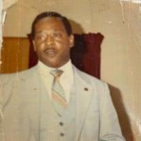 Rev. Joseph Nance Sr.