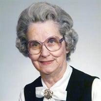 Mary Virginia Miller Harr