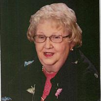 Wanda Ladine Nordt