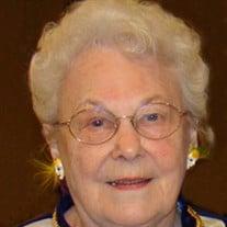 Betty Jane Scharf Brockhaus