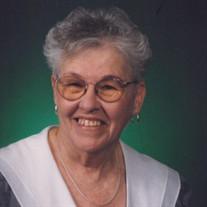 Agnes Glover Blackburn