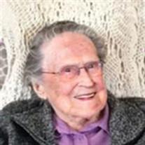 Frances Sarah Zaugg