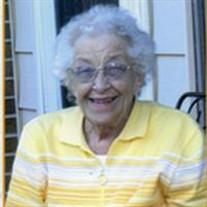 Dorothy Maxine Peterson