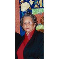 Elizabeth Isabell Martin