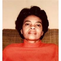 Corintha Mae Barnes