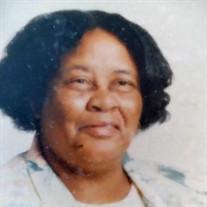 Mrs. Essie Rene Reeves