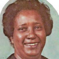 Ms. Mary Ophelia Augustine