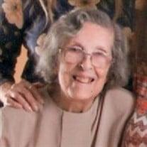 Barbara Ann Burlingame