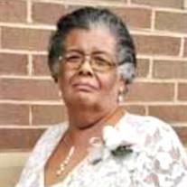 Sis. Janie Ruth Alloway