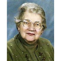 """Margaret """"Peggy"""" M. Brobst"""