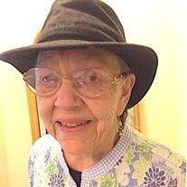 Dorothy Virginia Poznanski