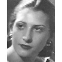 Martha Geneieve Glos