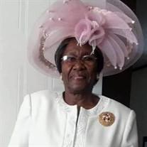 Ms. Ella Mae Mangum