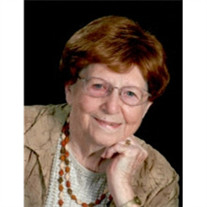 Betty Ann Thoren