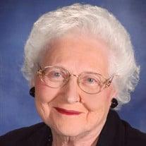 Patricia Webb (Smyre) Huffine