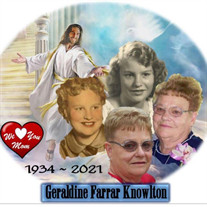 Geraldine Farrar Knowlton