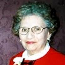 Patricia Ann Bartlett