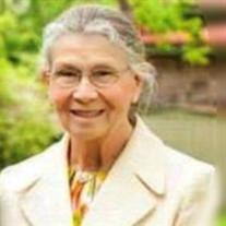 Dorothy Jane Gunning